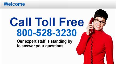 Call toll free